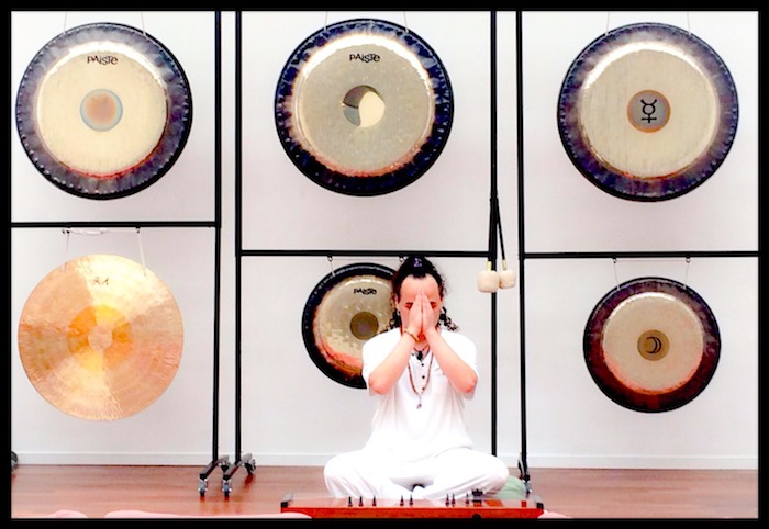 "Flash sur les ateliers ""Zen and Sounds"""