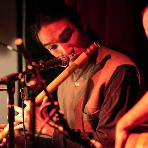 Flûte indienne Bansuri avec Manu Denis