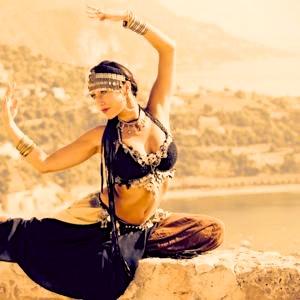 Tribal Fusion avec Stefania Zefiro