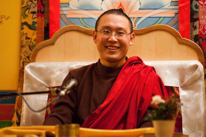 Flash sur la conférence de Khenpo Tseten