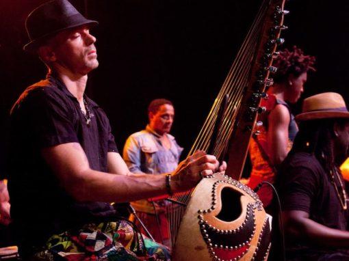 Vibrations Africaines avec Xavier Clauss