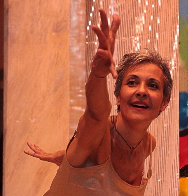Danse Africaine avec Patricia