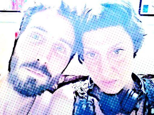 Maayan and Maël