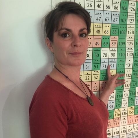 """""""Comment sortir de la matrice en utilisant un autre temps ? Les 13 lunes et le Tzolkin"""" par Véronique Coffignal"""