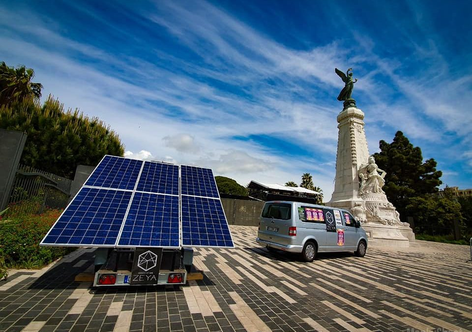 Solution solaire par ZEYA