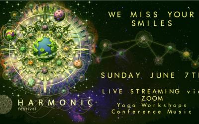 WE MISS YOUR SMILES E-HARMONIC
