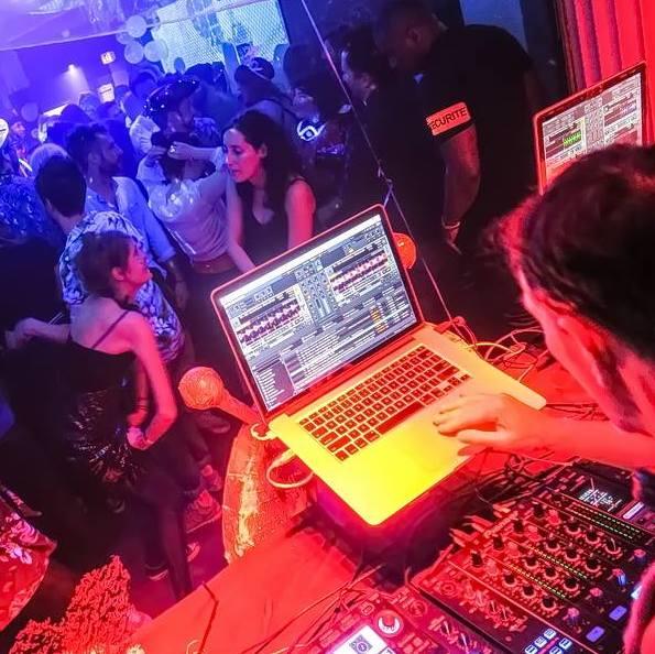 0h30 DJ VJ Guillaume Clave Live Set